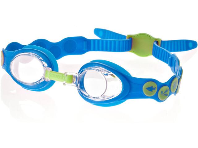 2866841ae35 ... speedo Sea Squad Svømmebriller Børn, neon blue/hydro green. speedo ...